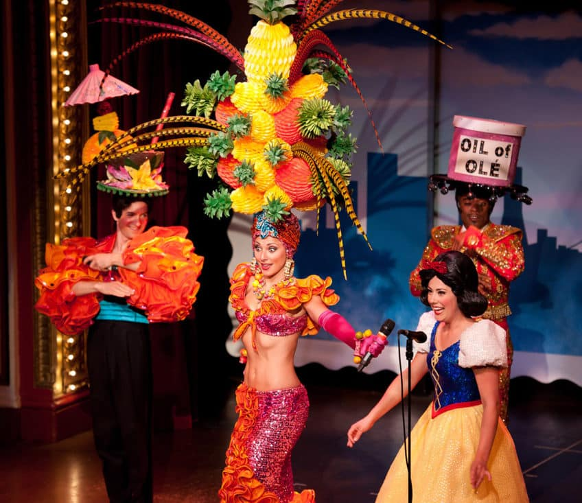 beach blanket babylon musical revue