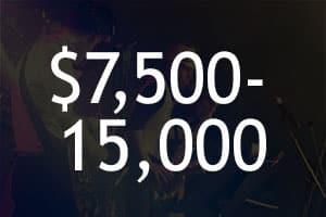 $7500-15,000