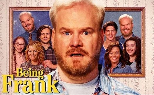Jim Gaffigan movie Being Frank