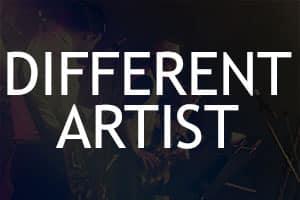 Different artist